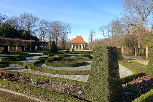 Schlossgarten von Wolfsburg