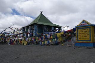 Passhöhe des Tanglang La