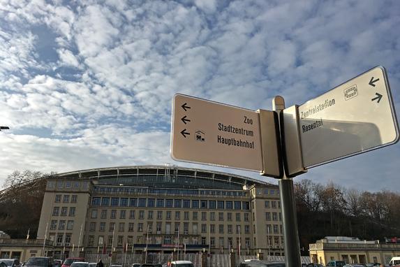 """Von wegen RB Arena - das """"Stadion der Hunderttausend"""" heißt immer noch Zentralstadion"""