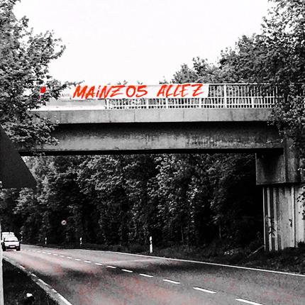 Brücke in Mainz