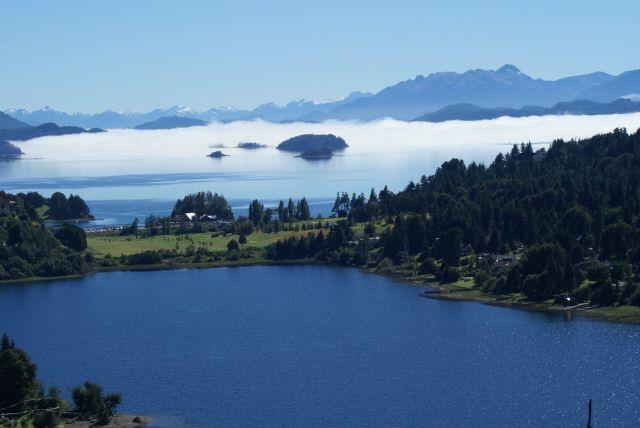 Unser Ziel in Argentinien: die Seenplatte in den Anden