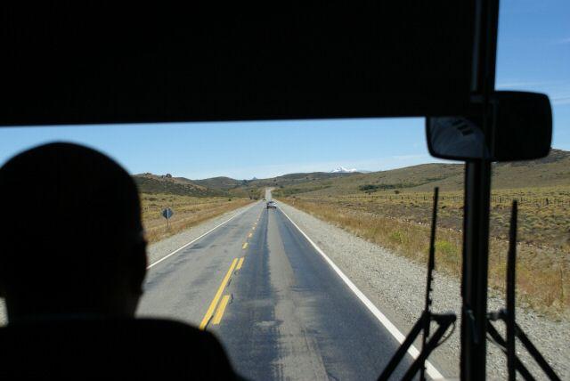 Panorama-Busfahrt durch Argentinien