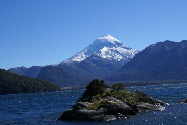 Volcán Lanín - Junín de los Andes