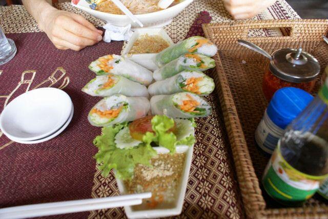 Einer der Pluspunkte in Asien: leckeres Essen