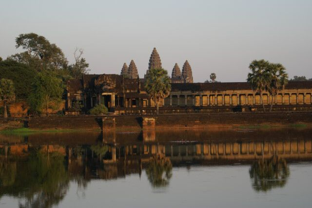 Wann erreichen wir endlich Angkor Wat?