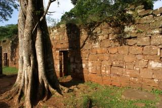 Ruine der Jesuiten-Mission San Ignacio Mini